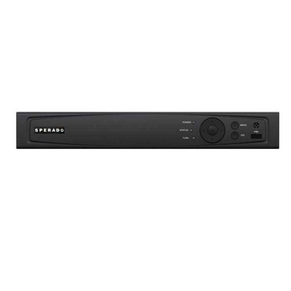 دستگاه NVR اسپرادو SNS-5608