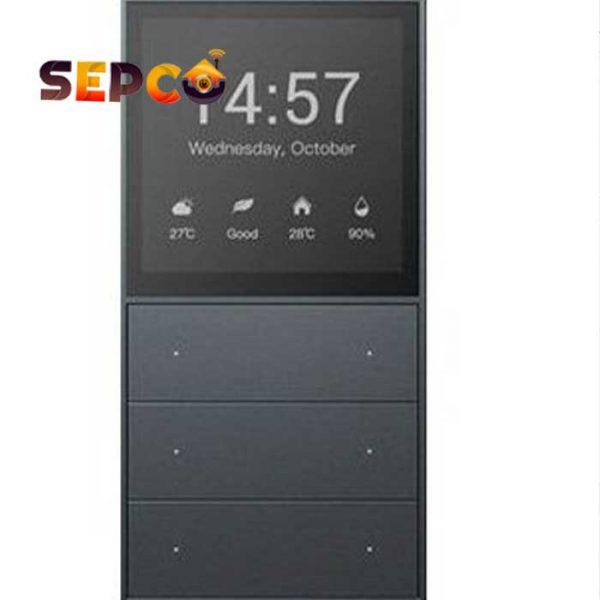 تاچ-پنل-هوشمند-orvibo-مدل-Mixpad-S-خاکستری