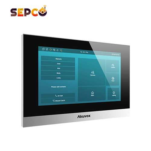 مانیتور تاچ پنل هوشمند آکووکس   Akuvox مدل C313S