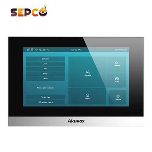 مانیتور تاچ پنل هوشمند آکووکس   Akuvox مدل C315S