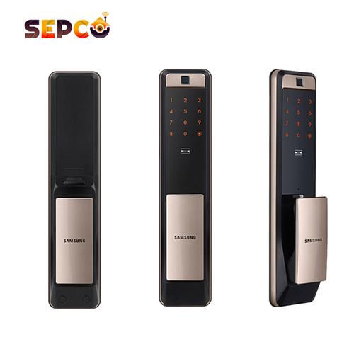 قفل دیجیتال آپارتمانی سامسونگ مدل SHP-DP609