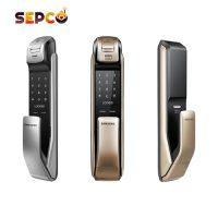 قفل دیجیتال آپارتمانی سامسونگ مدل SHP-DP728