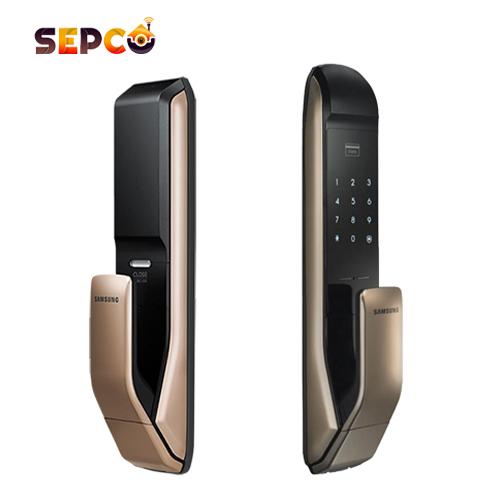 قفل دیجیتال آپارتمانی سامسونگ مدل SHP-DP820